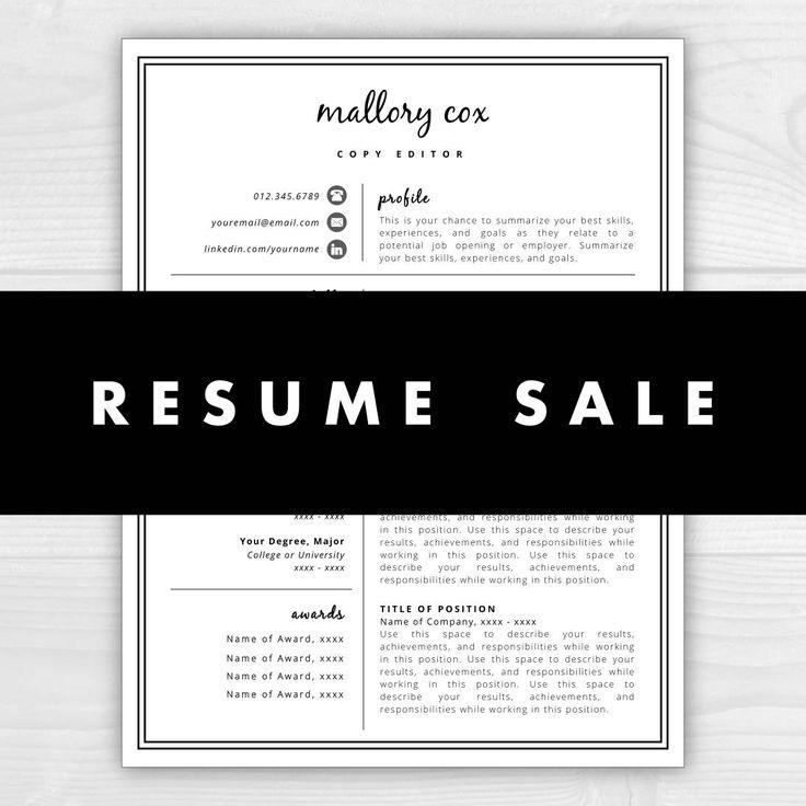 Ponad 25 najlepszych pomysłów na Pintereście na temat Sales resume - digital media resume