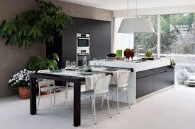 """Résultat de recherche d'images pour """"cucine con isola e tavolo"""""""