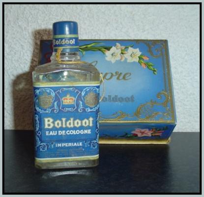 BOLDOOT - Eau de Cologne