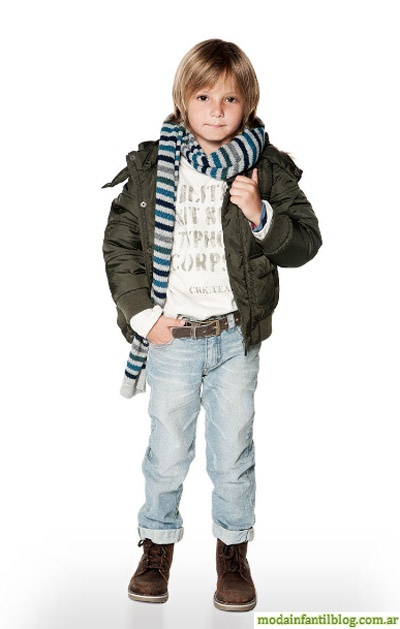 Moda Infantil Blog: CHEEKY LOOKS INVIERNO 2012