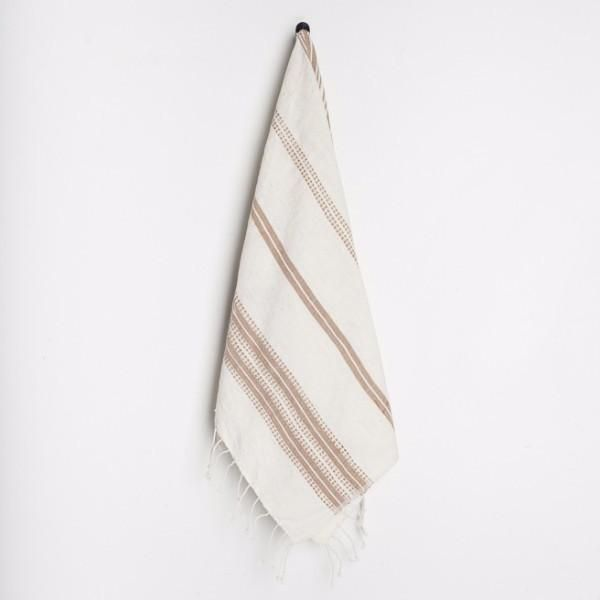 Rattan Stripes Hand Towel | Ethiopia | TWENTY ONE TONNES