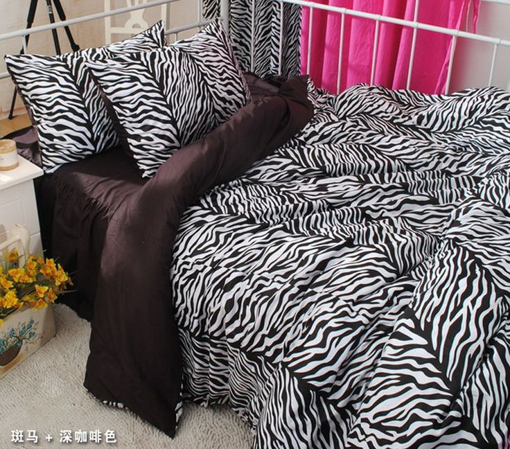 1000 Images About Zebra Print Bedding On Pinterest Gray