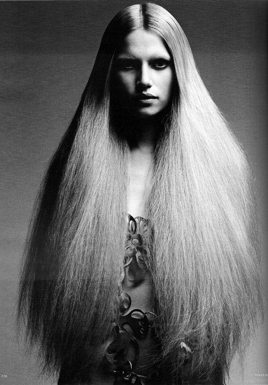 70's hair style
