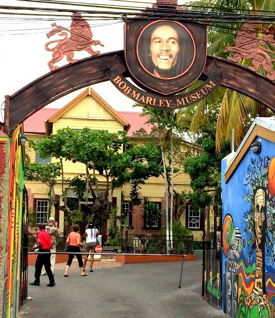 Wah Gwan in Kingston, Jamaica?   Visiting the Bob Marley Museum and Trench Town Culture Yard