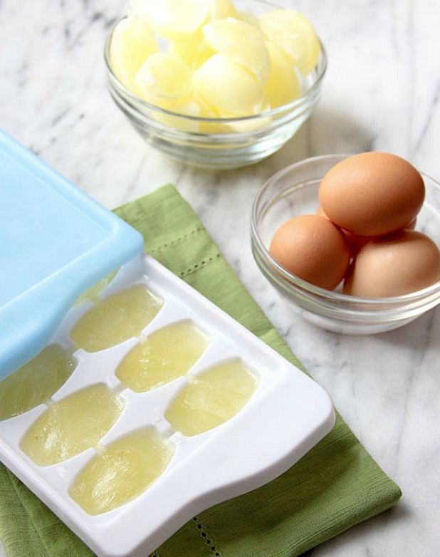 9 Surprising Things You Can Freeze in Ice Cube Trays