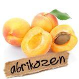 Abrikozen (gedroogd fruit) (Prunus armeniaca) zijn heerlijke oranje-gele vruchten die van oorsprong groeien rond de grens tussen China en Rusland. Abrikozen zijn erg gezond en worden vaak gegeten door mensen die gewicht willen verliezen. Ze zijn een bron van vitamines en andere voedingsstoffen zoals vitamine A, vitamine C, bètacaroteen, vezels, ijzer, kalium en koper. en daarom een superfood!