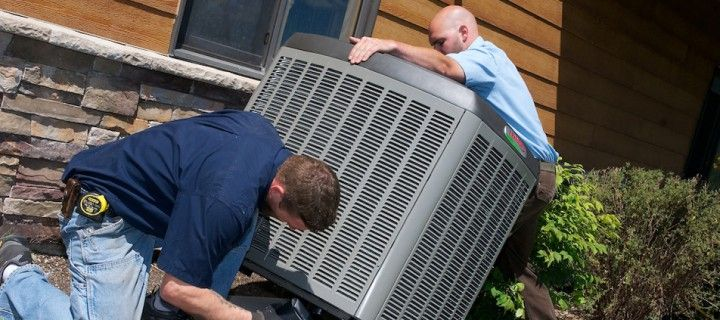 Awesome Central Air Conditioning Installation Ideas ~ http://lovelybuilding.com/central-air-conditioning-installation-for-your-house/