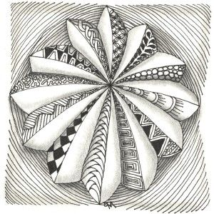 Cool version of Gneiss: Zen Tangled, Patterns Ideas, Art Zentangle, Zentangle Doodles, Zentangle Patterns, Certified Zentangle, Zentangle Inspiration, Patterns Galleries