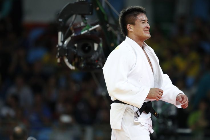 【DAY6】柔道男子90キロ級で同階級日本人初の金メダルを獲得したベイカー選手。「(今大会では)全階級で金メダルを取って、ラグビー日本代表のように人気を爆発させたいって思っていました」#がんばれニッポン #柔道 #Rio2016 #リオ五輪