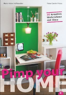 #Buch  #Pimp #your #Home Dein altes Billy-Regal ist dir zur langweilig? Dann werde zum IKEA-Hacker! In 30 Projekten mit Step-Anleitungen wird dir gezeigt, was du alles aus den Möbelklassikern von IKEA machen kannst: Bemale sie, verschönere sie und funktioniere sie um. Das Ergebnis ist einmaliges Design für den kleinen Geldbeutel.Carolin Friese ist 1983 in Mainz geboren, hat eine Ausbildung zur Fotografin in Redhill bei London absolviert. Später hat sie als Fotoassistentin und freie…