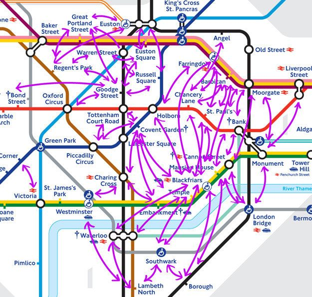 25 Essential Tube Hacks From Londoners