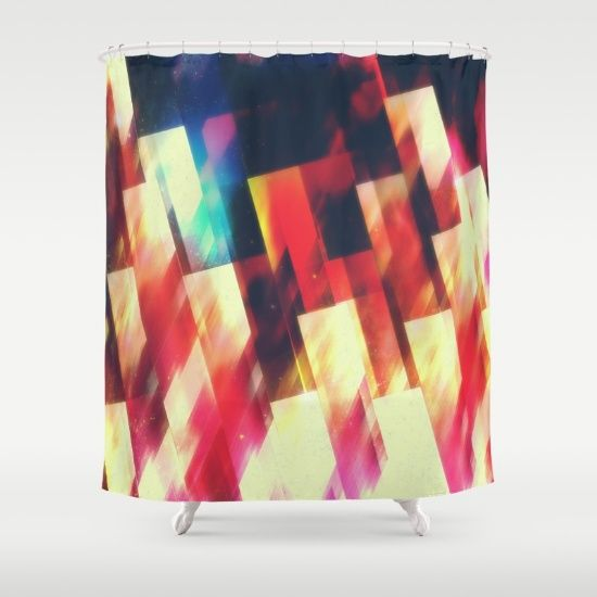 Buy Shower Curtains featuring Brain circus by Kardiak. Made from 100% easy care polyester our designer shower curtains are printed in the USA and feature a 12 button-hole top for simple hanging.