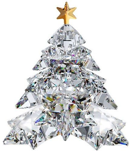 Mon beau sapin @Swarovski  || My #Swarovski Christmas Tree