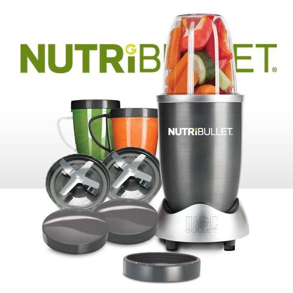 Maak kennis met de NutriBullet, de Super Voedingsstoffen Extractor. Met de NutriBullet kunt u alledaags voedsel veranderen in super voedsel wat gemakkelijk door het systeem van uw lichaam wordt opgenomen, zodat u een langer, gezonder en actiever leven kunt leiden.