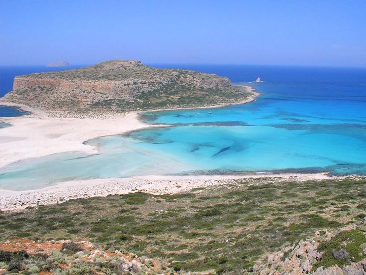 Balos in Crete Greece.One of the most beautiful places in the world!