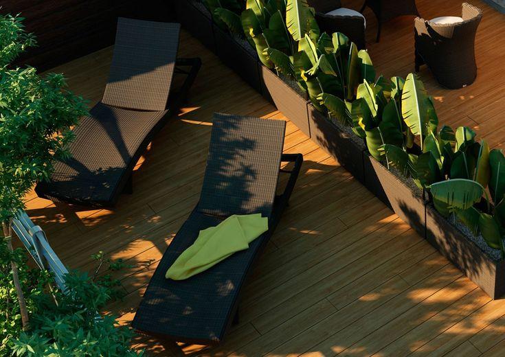 Leżanka MARA - prod. Oltre Outdoor Indoor Design (meble ogrodowe technorattan meble technorattan meble ekskluzywne meble ogrodowe technorattan zestawy ogrodowe z technorattanu meble tarasowe, Garden Space)