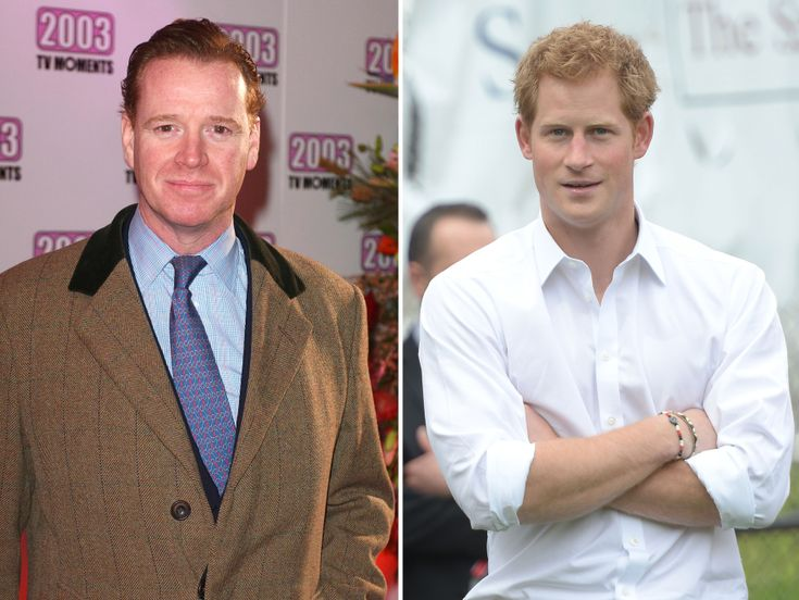 Much has been made of the apparent likeness between Harry and Hewitt