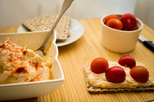 White bean hummus - I Rawck