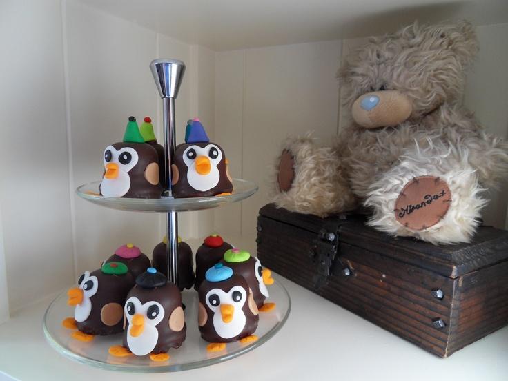 pinguins zoenen