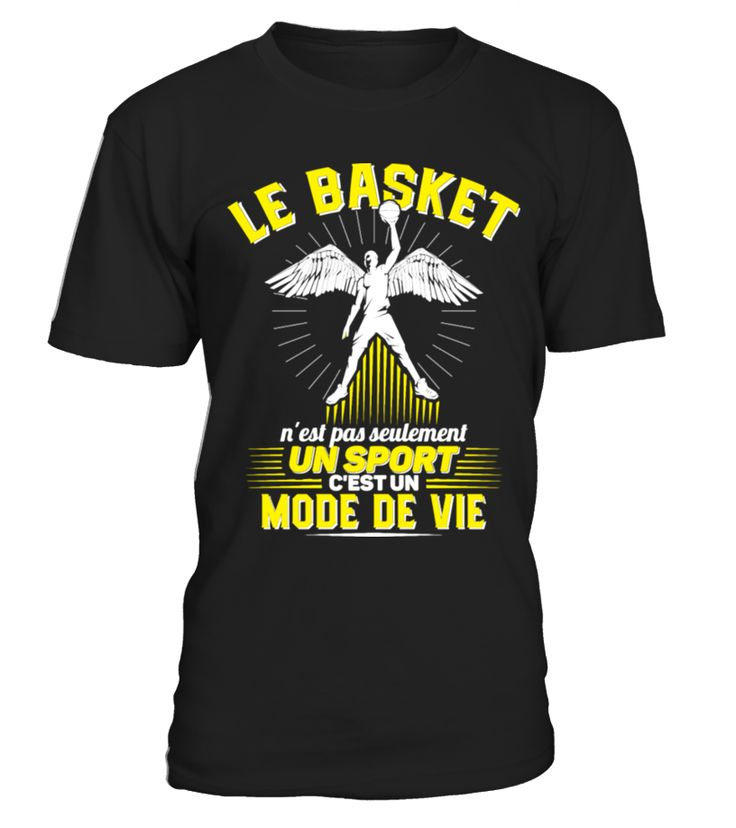 Le basket un sport mode de vie   => Check out this shirt by clicking the image, have fun :) Please tag, repin & share with your friends who would love it. #basketball #basketballshirt #basketballquotes #hoodie #ideas #image #photo #shirt #tshirt #sweatshirt #tee #gift #perfectgift #birthday #Christmas