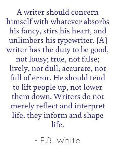 Essays of E.B. White   read me   Pinterest
