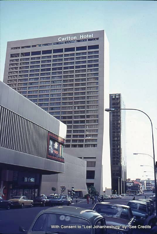 View of Carlton Hotel