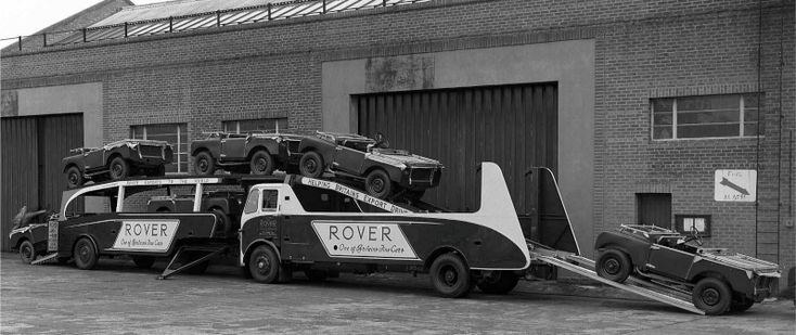 Rover transporter