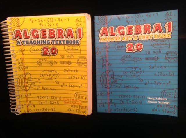 Teaching Textbooks Algebra 1 Textbook and Answer Key, Version 2.0, Homeschool  #Textbook