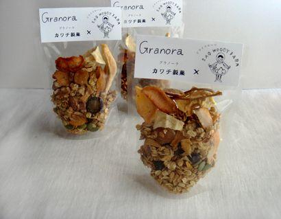 グラノーラ カワチ製菓