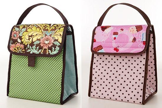 Laurina e as lancheiras mais bonitas da cidade - dcoracao.com - blog de decoração