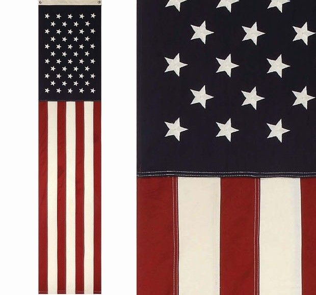 HUGE American Flag Banner | American Flag Decor