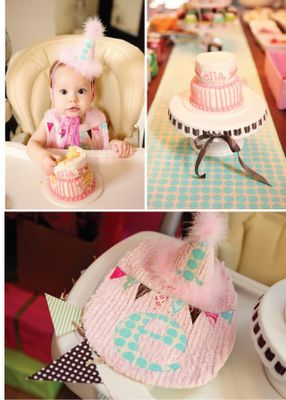 """A """"Tiny One"""" Themed 1st Birthday Party"""