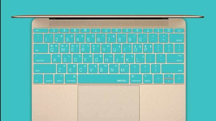 DEVOL / for New MacBook 12-inch / color : mint