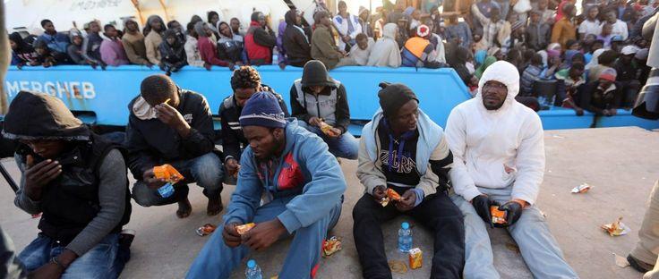 M. le Président, pourquoi pas les croisières Costa pour les migrants ?