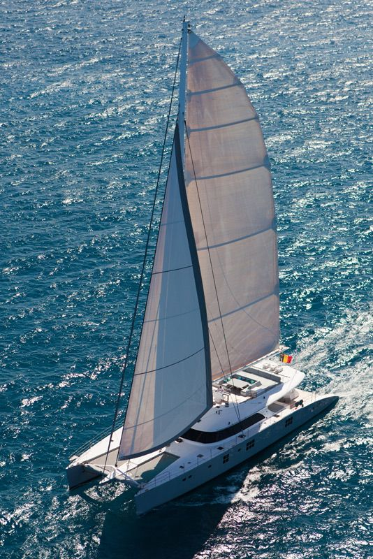 Sunreef 114 CHE - Exterior  Catamaran Yacht - Seatech Marine Products & Daily Watermakers