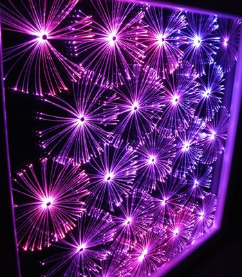 would be good addition in a sensory room. Love love love this! !