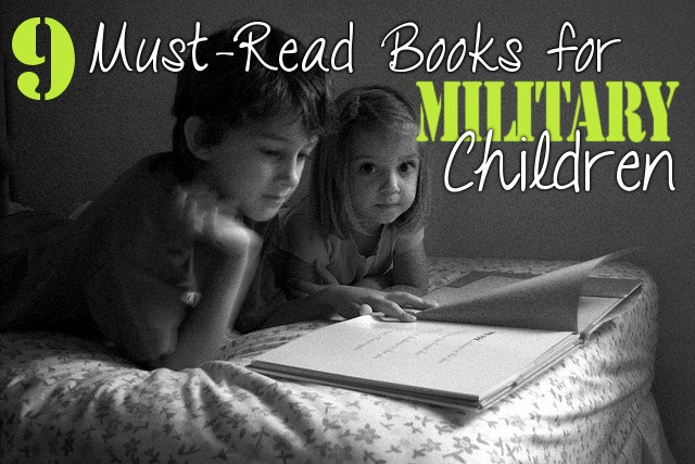 Must read books for Military children