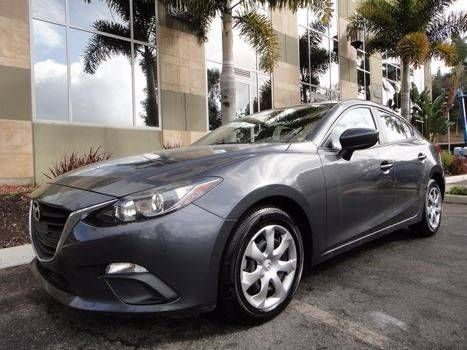 This 2015 Mazda MAZDA3 i Sport is listed on Carsforsale.com for $11,500 in Escondido, CA. This vehicle includes Exhaust - Dual Tip, Exhaust Tip Color - Metallic, Door Handle Color - Body-Color, Front Bumper Color - Body-Color, Mirror Color - Body-Color, Rear Bumper Color - Body-Color, Window Trim - Black, Steering Ratio - 14.0, Turns Lock-To-Lock - 2.6, Air Filtration, Cargo Area Floor Mat, Door Trim - Cloth, Floor Mat Material - Carpet, Floor Material - Carpet, Floor Mats - Rear, Front Air…