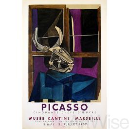 Pablo Picasso- Musee Cantini