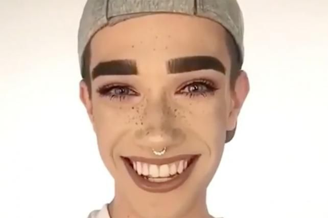 """Teen Makeup Star James Charles Is the First Male CoverGirl  Laura Brinker, VP-influencer marketing at Coty Consumer Beauty, explained that appointing Mr. Charles as a Covergirl was a natural fit for the brand, """"consistent with CoverGirl's DNA . http://influenceblueprint.com http://adage.com/article/cmo-strategy/teen-makeup-star-james-charles-male-covergirl/306264/?utm_campaign=SocialFlow&utm_source=Twitter&utm_medium=Social"""