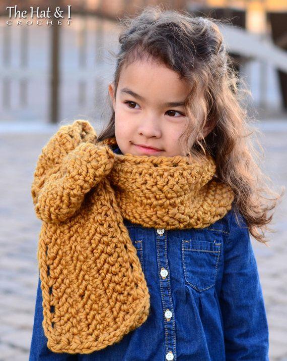 Mejores 23 imágenes de cuello en Pinterest | Bufandas, Crochet ...
