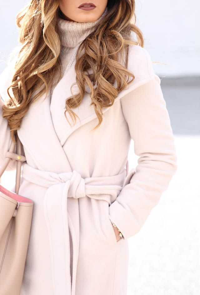 Pale Pink Coat found Here: