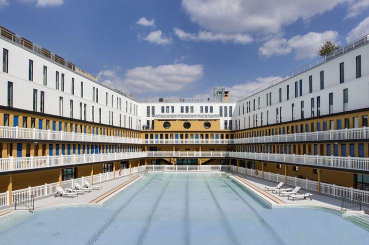 Molitor http://www.vogue.fr/voyages/hot-spots/diaporama/les-plus-belles-piscines-de-l-ete/19401/image/1027586#!les-plus-belles-piscines-de-l-039-ete-molitor-paris