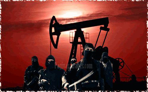 El E.I le sirve a las potencias occidentales en su juego geopolítico para…