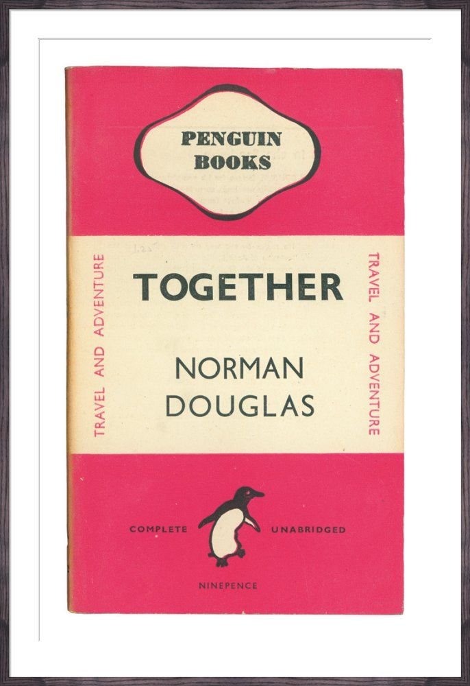 Together Art Print by Penguin Books at King & McGaw