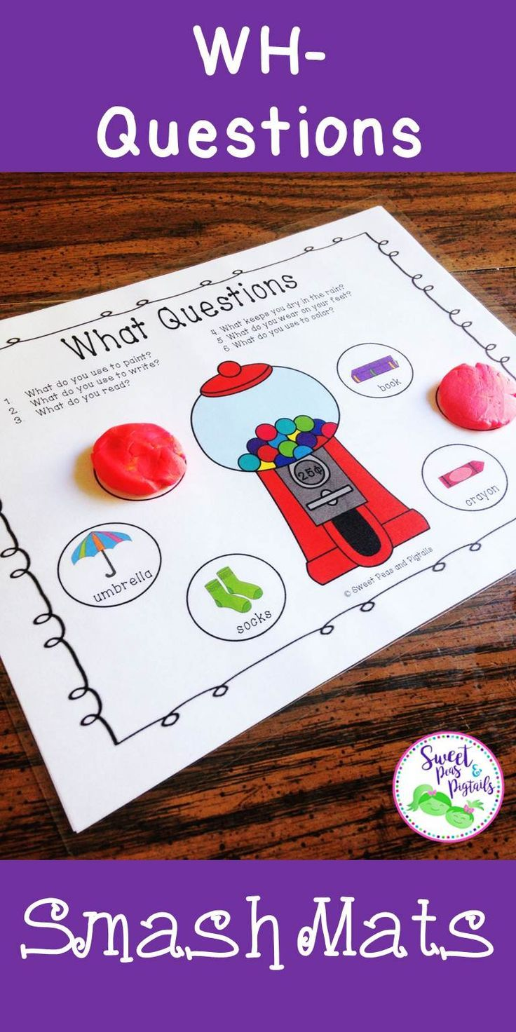 Wh Questions Smash Mats This Or That Questions Wh Questions Speech Language Therapy