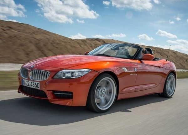 2014 BMW Z4 2 Door Side Exterior View1 600x432 2014 BMW Z4 Convertible Full Review With Images