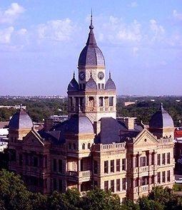 In Denton Texas