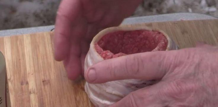 Абсолютно новый рецепт аппетитных мясных рулетов. Отличная идея!
