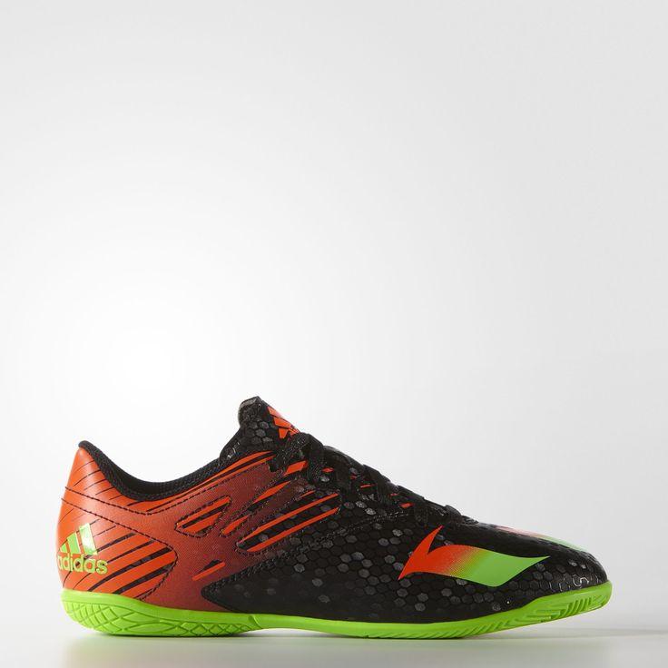 adidas - Zapatilla de fútbol Messi 15.4 Indoor